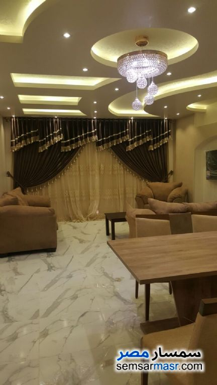 Photo 1 - Apartment 3 bedrooms 2 baths 175 sqm extra super lux For Sale Omrania Giza