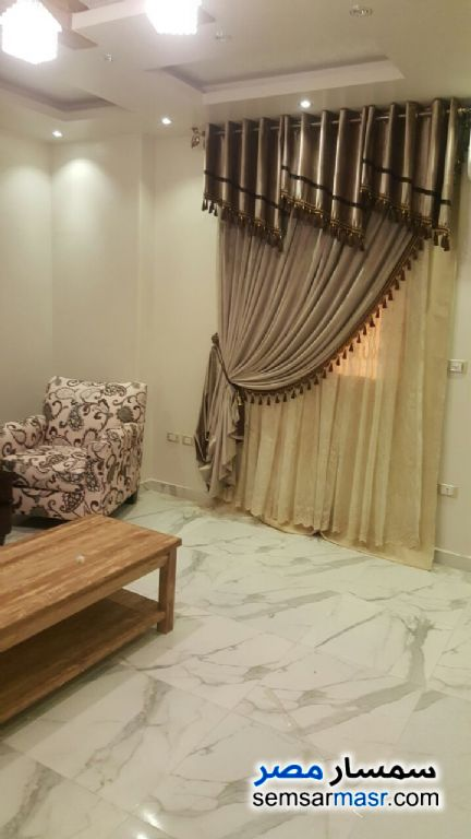 Photo 6 - Apartment 3 bedrooms 2 baths 175 sqm extra super lux For Sale Omrania Giza