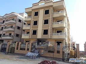 Ad Photo: Apartment 3 bedrooms 3 baths 175 sqm semi finished in North Extensions  6th of October