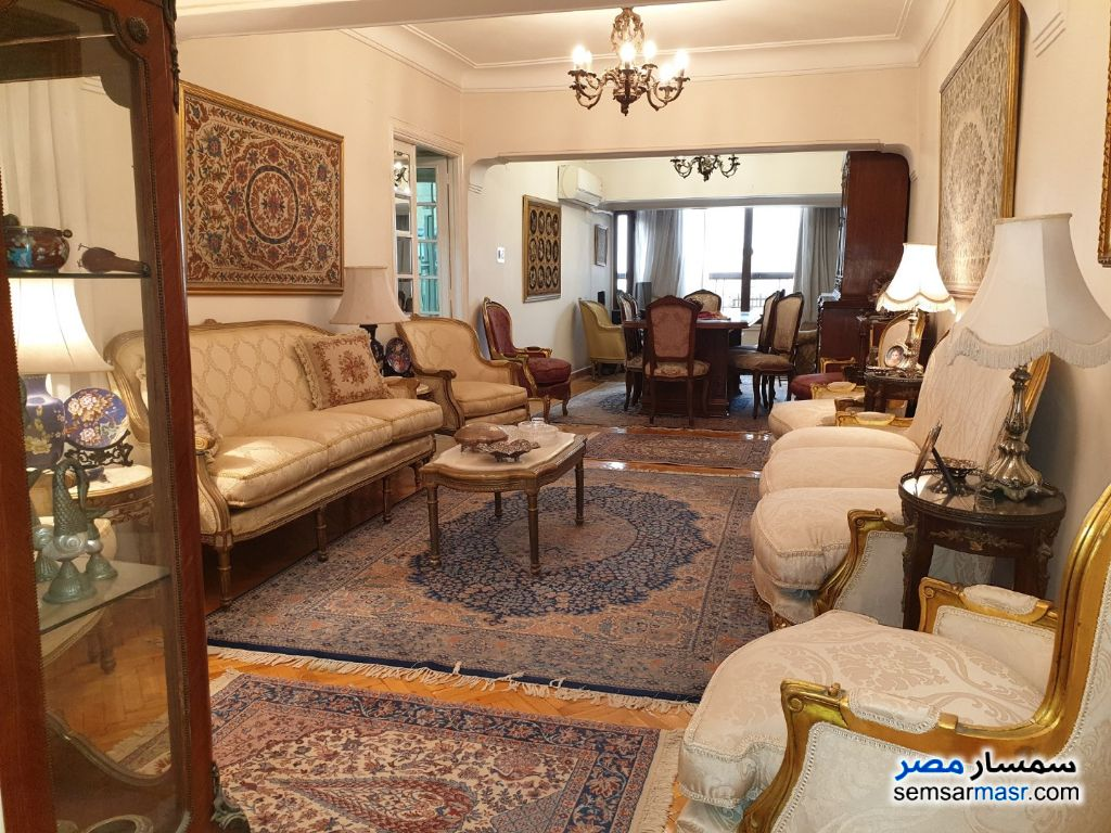 Photo 2 - Apartment 3 bedrooms 2 baths 180 sqm super lux For Sale Mohandessin Giza