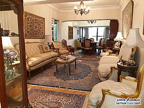 Apartment 3 bedrooms 2 baths 180 sqm super lux For Sale Mohandessin Giza - 2