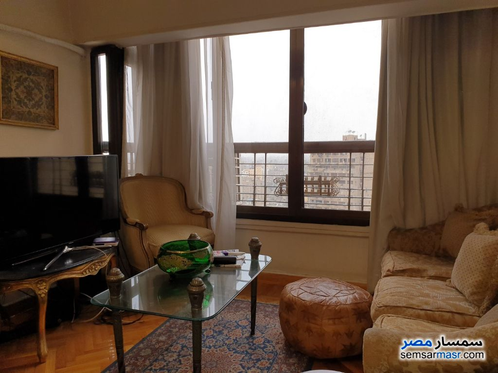 Photo 5 - Apartment 3 bedrooms 2 baths 180 sqm super lux For Sale Mohandessin Giza