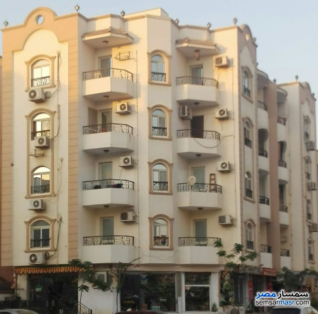 Photo 1 - Apartment 3 bedrooms 2 baths 180 sqm super lux For Sale Districts 6th of October