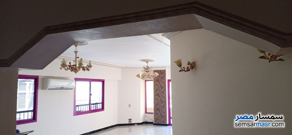 Photo 8 - Apartment 3 bedrooms 2 baths 180 sqm super lux For Sale Nasr City Cairo