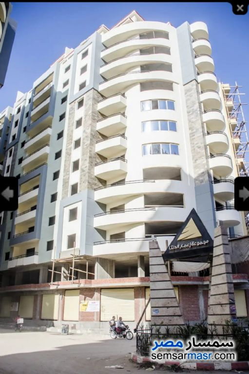 Ad Photo: Apartment 3 bedrooms 2 baths 180 sqm semi finished in Tanta  Gharbiyah