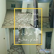 Apartment 3 bedrooms 2 baths 180 sqm lux For Sale Kafr Tohormos Giza - 2