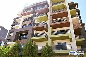 Ad Photo: Apartment 3 bedrooms 2 baths 183 sqm semi finished in October Gardens  6th of October