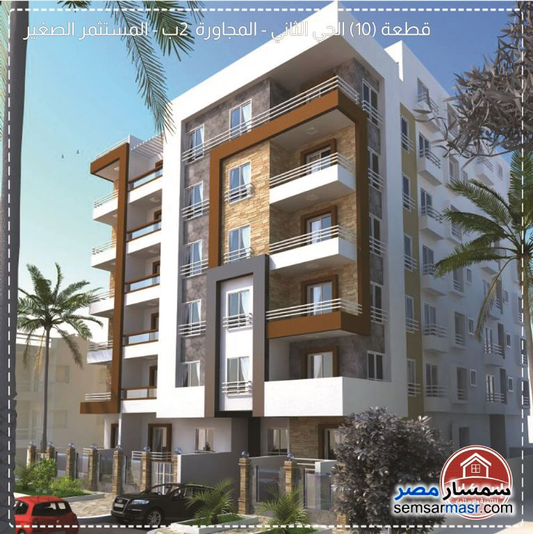 Photo 1 - Apartment 3 bedrooms 2 baths 187 sqm semi finished For Sale Shorouk City Cairo