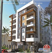 Apartment 3 bedrooms 2 baths 187 sqm semi finished For Sale Shorouk City Cairo - 1