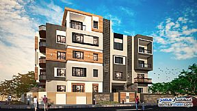 Ad Photo: Apartment 3 bedrooms 3 baths 189 sqm semi finished in Sheikh Zayed  6th of October