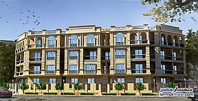 Ad Photo: Apartment 3 bedrooms 3 baths 189 sqm semi finished in Shorouk City  Cairo