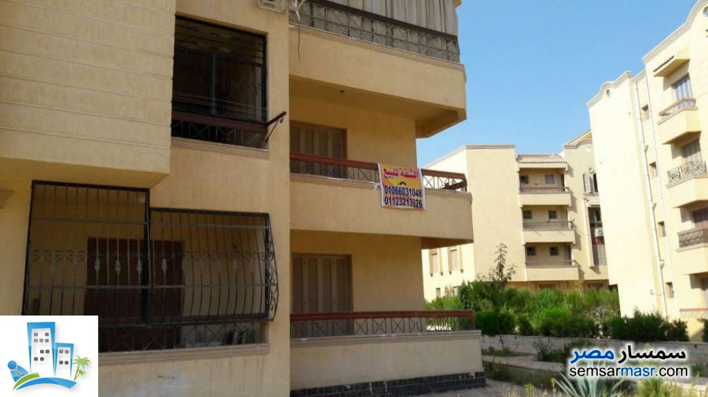 Ad Photo: Apartment 3 bedrooms 3 baths 191 sqm semi finished in El Ubour City  Qalyubiyah