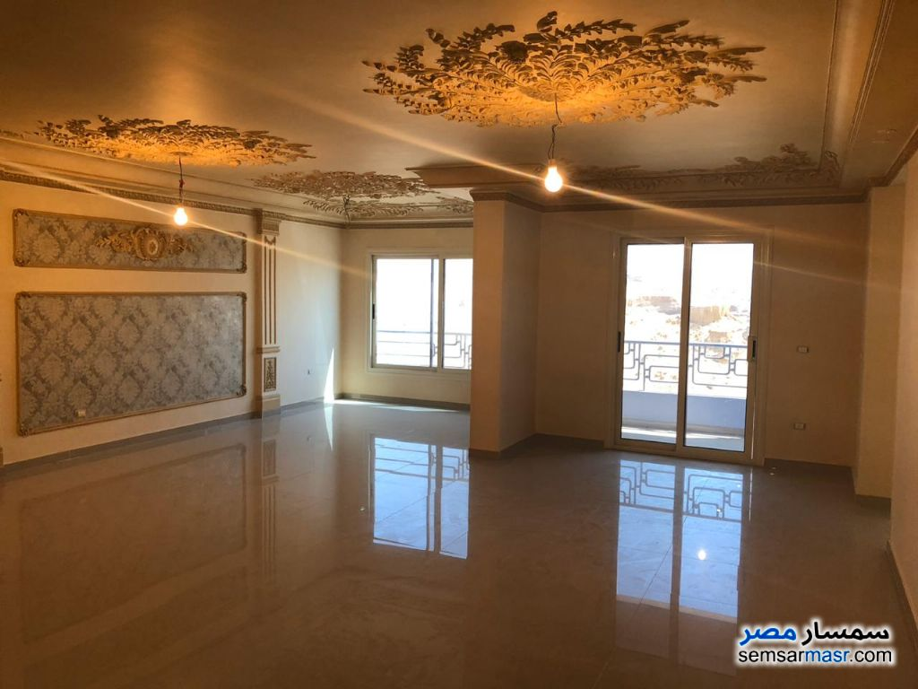 Photo 1 - Apartment 4 bedrooms 3 baths 192 sqm extra super lux For Sale Nasr City Cairo
