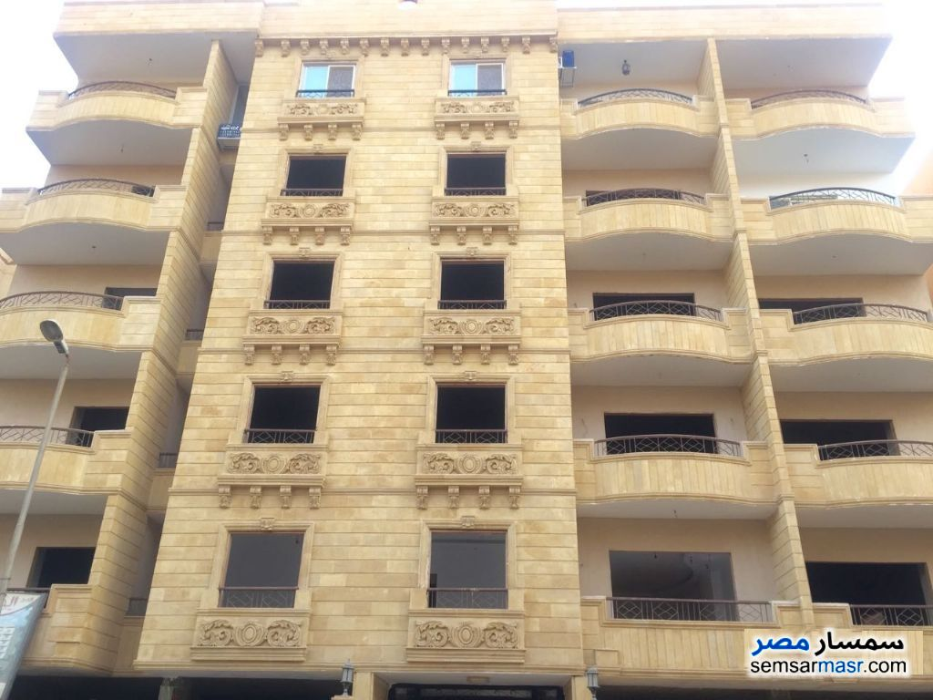 Photo 1 - 3 bedrooms 3 baths 195 sqm semi finished For Sale Hadayek Al Ahram Giza