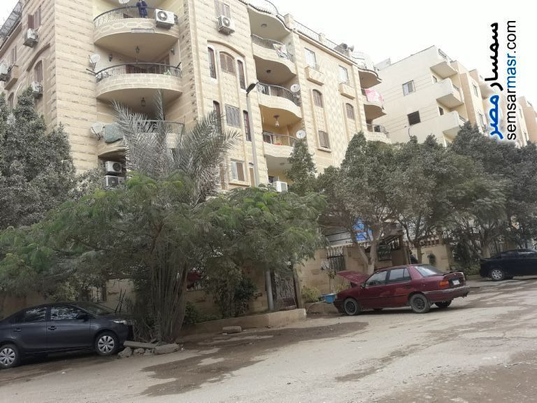 Photo 4 - Apartment 3 bedrooms 2 baths 195 sqm semi finished For Sale Hadayek Al Ahram Giza