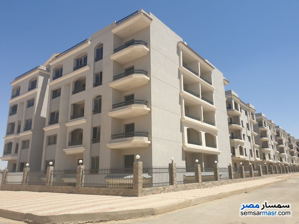 Photo 1 - Apartment 3 bedrooms 2 baths 197 sqm semi finished For Sale New Heliopolis Cairo