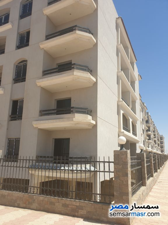 Photo 4 - Apartment 3 bedrooms 2 baths 197 sqm semi finished For Sale New Heliopolis Cairo
