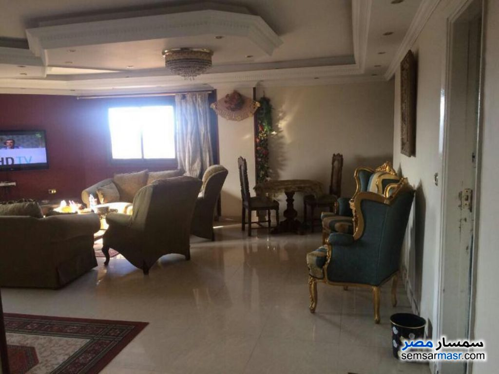 Photo 2 - Apartment 3 bedrooms 2 baths 170 sqm super lux For Sale Mohandessin Giza