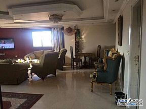 Apartment 3 bedrooms 2 baths 170 sqm super lux For Sale Mohandessin Giza - 2