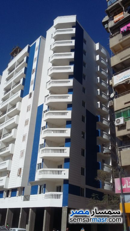 Ad Photo: Apartment 3 bedrooms 2 baths 200 sqm without finish in Suez District  Suez