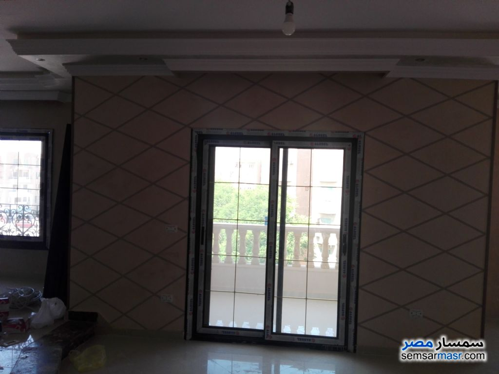Photo 1 - Apartment 3 bedrooms 2 baths 200 sqm extra super lux For Rent First Settlement Cairo
