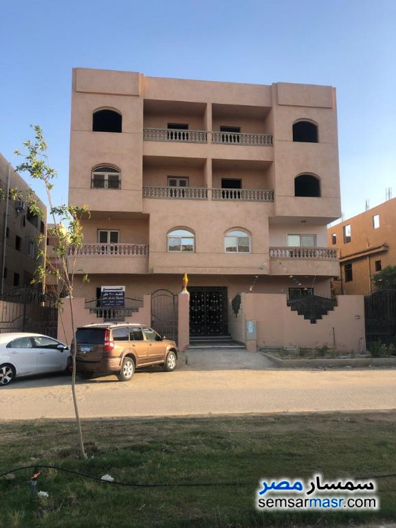 Photo 2 - Apartment 3 bedrooms 2 baths 200 sqm semi finished For Sale El Ubour City Qalyubiyah