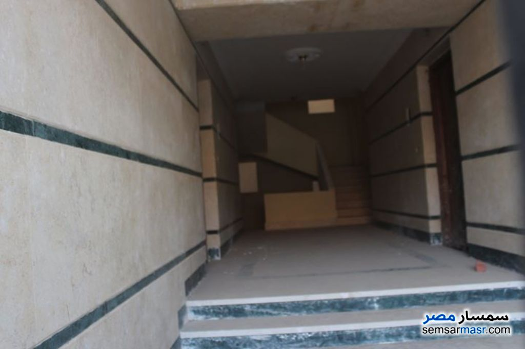 Photo 4 - Apartment 3 bedrooms 2 baths 200 sqm semi finished For Sale El Ubour City Qalyubiyah