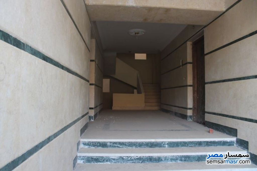 Photo 6 - Apartment 3 bedrooms 2 baths 200 sqm semi finished For Sale El Ubour City Qalyubiyah