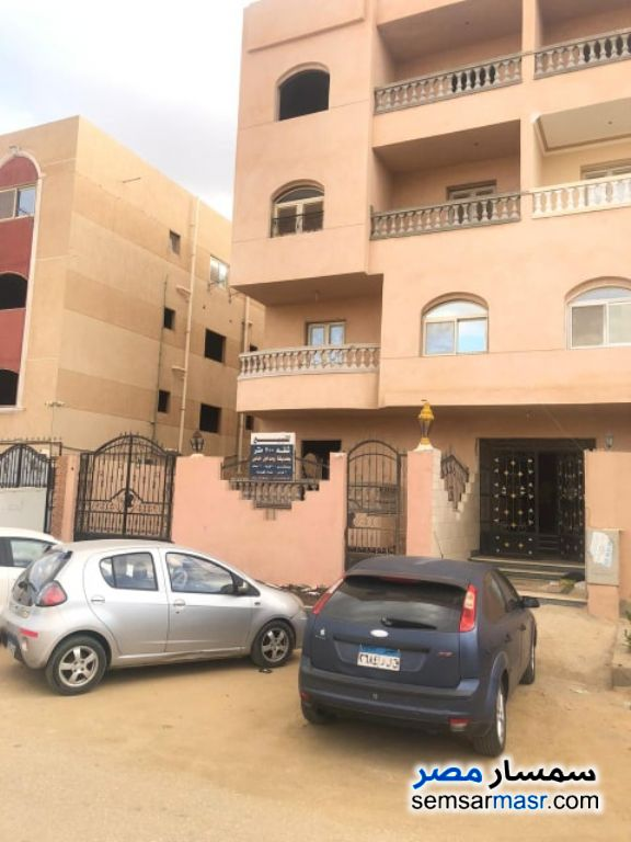 Photo 9 - Apartment 3 bedrooms 2 baths 200 sqm semi finished For Sale El Ubour City Qalyubiyah