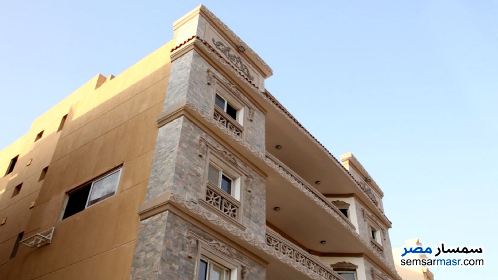 Photo 8 - Apartment 3 bedrooms 3 baths 201 sqm semi finished For Sale Shorouk City Cairo