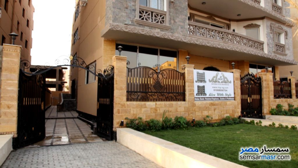 Photo 9 - Apartment 3 bedrooms 3 baths 201 sqm semi finished For Sale Shorouk City Cairo