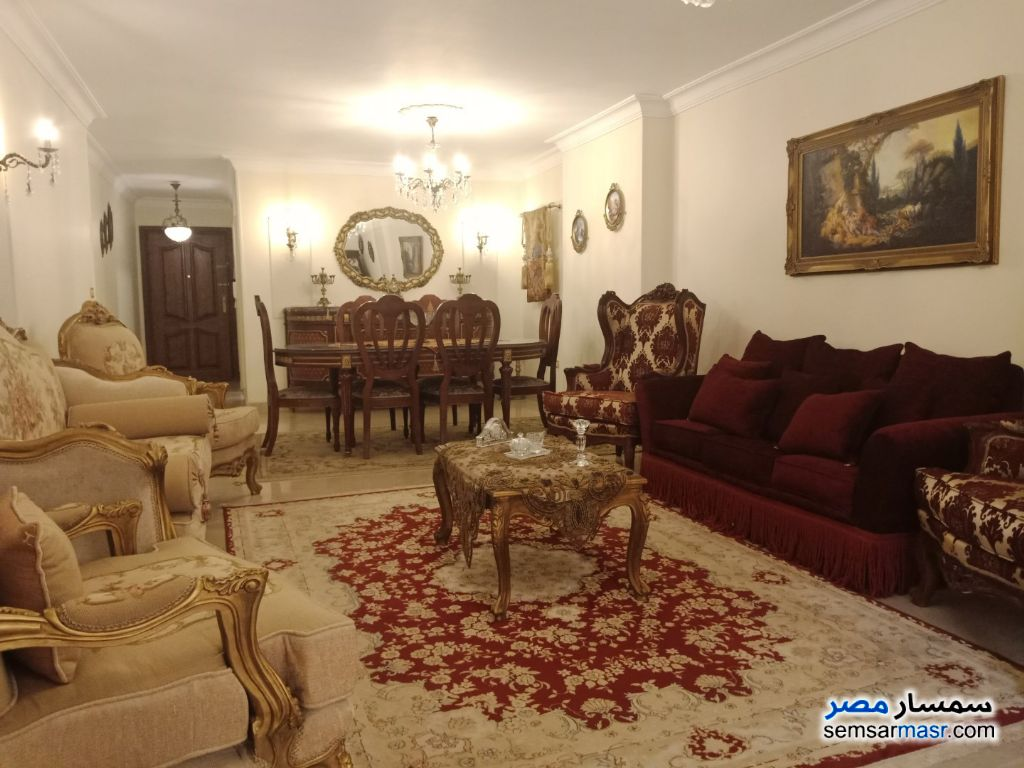 Photo 1 - Apartment 3 bedrooms 2 baths 205 sqm super lux For Sale Dokki Giza