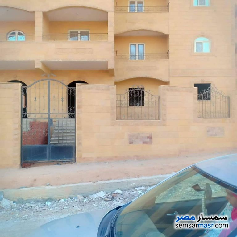 Photo 3 - Apartment 3 bedrooms 3 baths 205 sqm semi finished For Sale El Ubour City Qalyubiyah