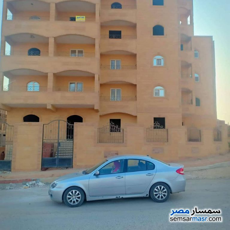 Photo 2 - Apartment 3 bedrooms 3 baths 205 sqm semi finished For Sale El Ubour City Qalyubiyah