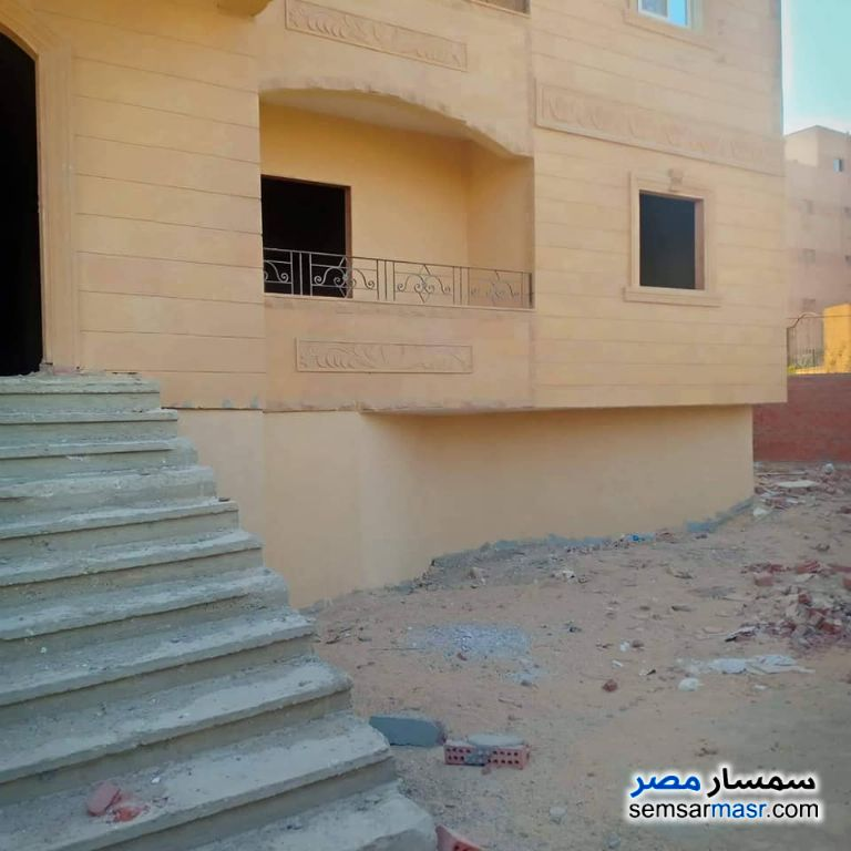 Photo 4 - Apartment 3 bedrooms 3 baths 205 sqm semi finished For Sale El Ubour City Qalyubiyah