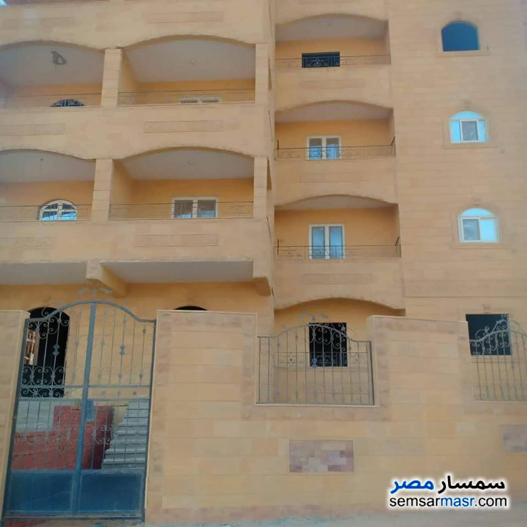 Photo 1 - Apartment 3 bedrooms 3 baths 205 sqm semi finished For Sale El Ubour City Qalyubiyah
