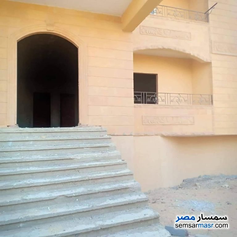 Photo 6 - Apartment 3 bedrooms 3 baths 205 sqm semi finished For Sale El Ubour City Qalyubiyah