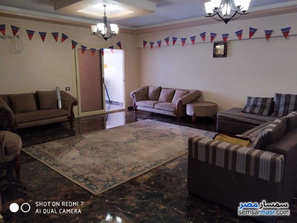 Photo 22 - Apartment 3 bedrooms 2 baths 206 sqm extra super lux For Sale Districts 6th of October