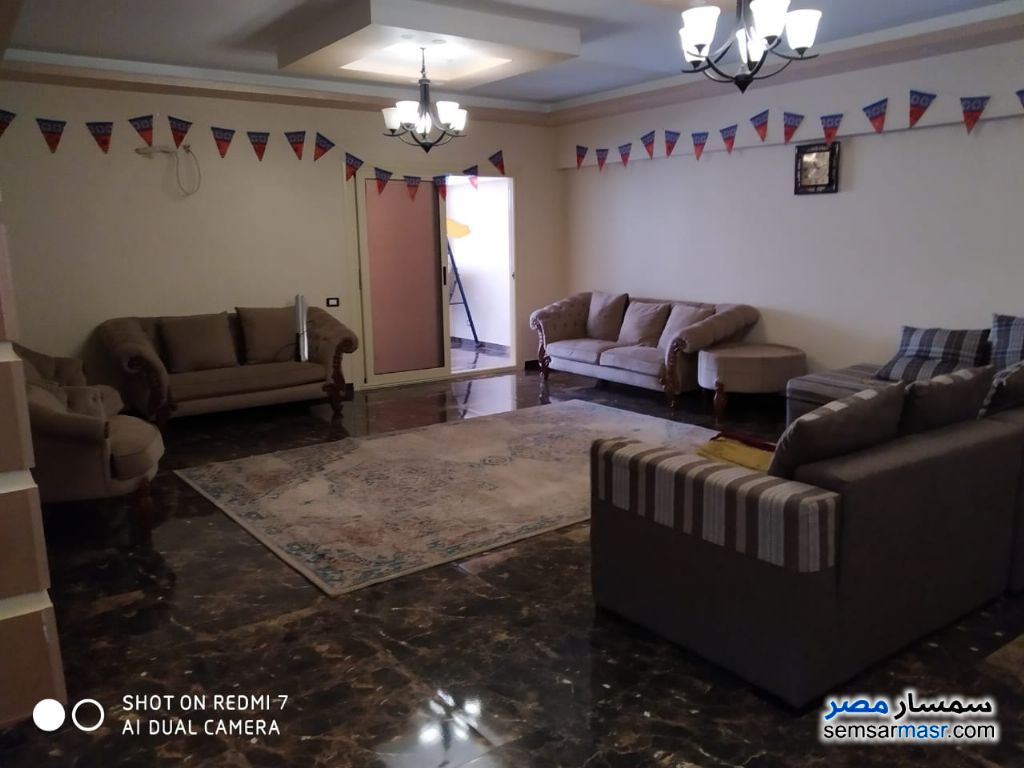 Photo 23 - Apartment 3 bedrooms 2 baths 206 sqm extra super lux For Sale Districts 6th of October