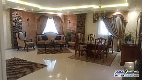 Ad Photo: Apartment 4 bedrooms 3 baths 210 sqm super lux in October Gardens  6th of October