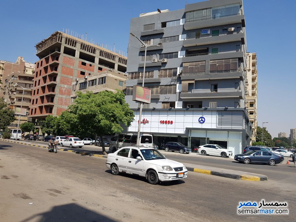 Photo 2 - Apartment 4 bedrooms 3 baths 220 sqm semi finished For Sale Mohandessin Giza