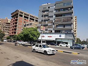 Apartment 4 bedrooms 3 baths 220 sqm semi finished For Sale Mohandessin Giza - 2