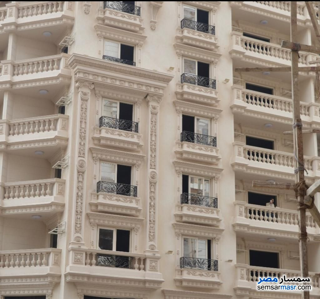 Photo 1 - Apartment 4 bedrooms 3 baths 220 sqm semi finished For Sale Mohandessin Giza