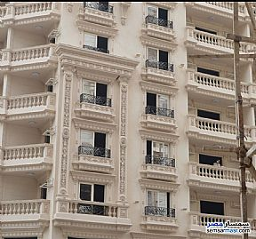 Apartment 4 bedrooms 3 baths 220 sqm semi finished For Sale Mohandessin Giza - 1