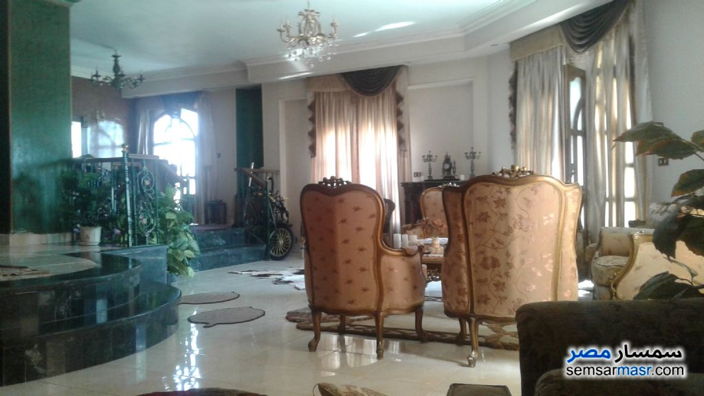 Photo 2 - Apartment 3 bedrooms 2 baths 220 sqm super lux For Sale Mokattam Cairo