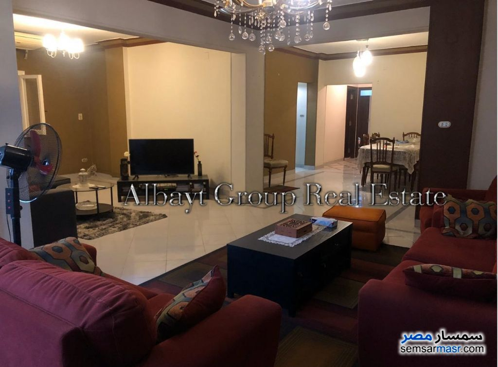 Photo 1 - Apartment 3 bedrooms 2 baths 220 sqm semi finished For Sale Heliopolis Cairo