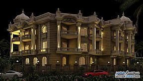 Ad Photo: Apartment 3 bedrooms 3 baths 222 sqm semi finished in Shorouk City  Cairo