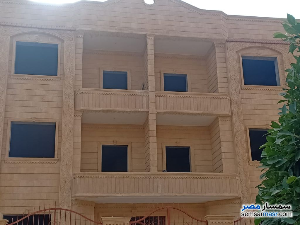Photo 1 - Apartment 3 bedrooms 3 baths 225 sqm semi finished For Sale El Ubour City Qalyubiyah