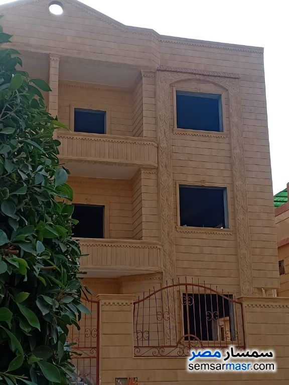 Photo 12 - Apartment 3 bedrooms 3 baths 225 sqm semi finished For Sale El Ubour City Qalyubiyah
