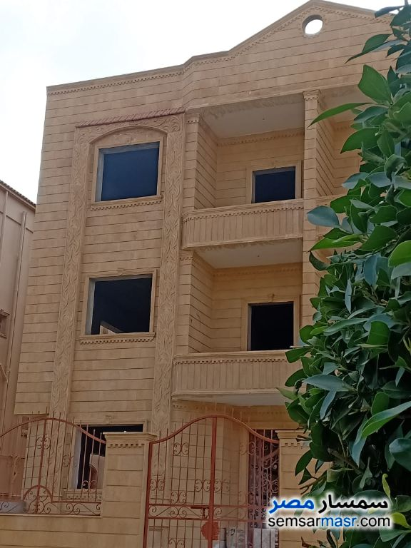 Photo 6 - Apartment 3 bedrooms 3 baths 225 sqm semi finished For Sale El Ubour City Qalyubiyah